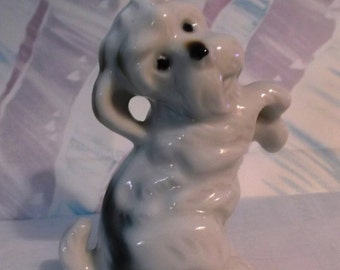 Small Dog Figurine