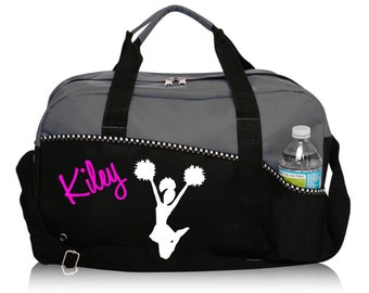 Personalized Cheerleading Bag