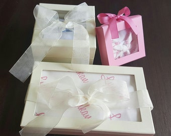 Make your purchase complete with an added Keepsake Box. Makes the perfect Gift Wrapping.