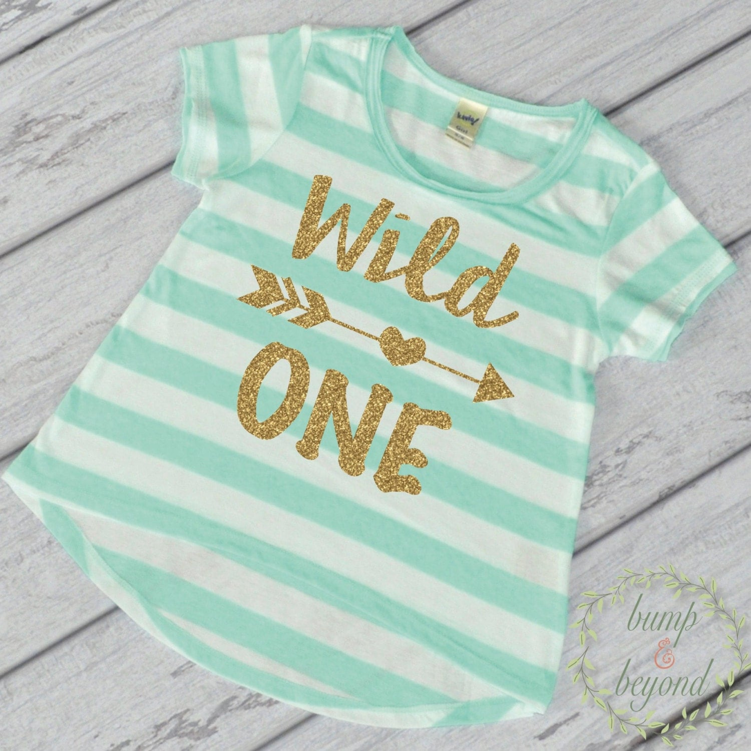 Wild One Shirt Wild One Birthday Girl First Birthday Outfit