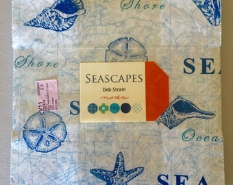 SEASCAPES by Deb Strain for Moda oop