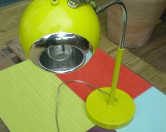 EyeBall Retro  table lamp- pop decoration