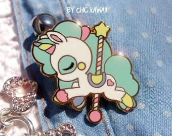 enamel chic unicorn magic cake pins kawaii kawaii pin