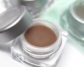 Natural Lip Gloss- Lip Balm- Chocolate Mint- Homemade Lip Gloss- Petroleum Jelly Free lip gloss- Nude Lip Gloss