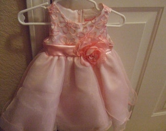 Nanette 3-6 Mos. Baby Party Dress
