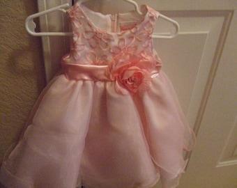Nanette 3-6 Mos. Baby Party Dress