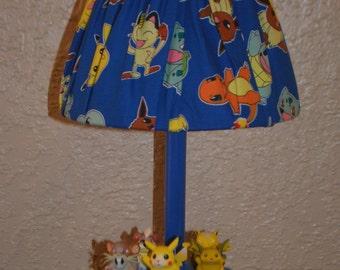 Pokemon Lamp