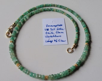 Emerald  Necklace(JK 782)