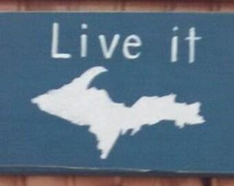U.P., Upper Peninsula, Michigan, Yooper