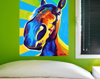 Chips Horse Wall Decal - #60009