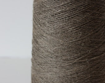 NEW***6/1nm 100% Hemp Yarn - Natural