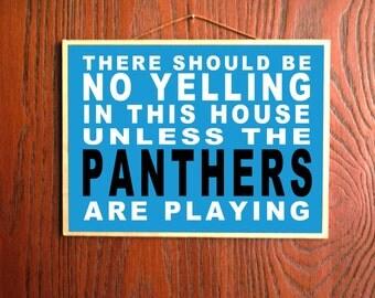 Carolina Panthers Sign