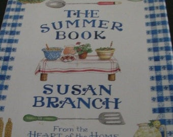 Susan Branch - The Summer Book  - First Edition