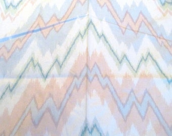 Thibaud Fabric Rockport Pastel Ikat