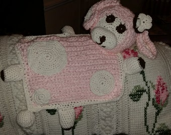Lamb baby snuggle