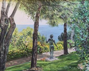 Princess Grace's Garden