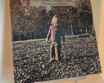 Allman Brothers Band Brothers and Sitsters Album - The Allman Brothers Band Vinyl Record