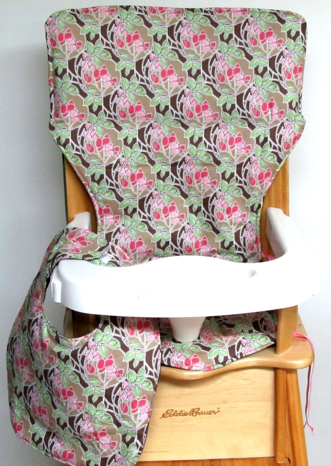 baby accessory high chair cover eddie bauer chair pad child. Black Bedroom Furniture Sets. Home Design Ideas