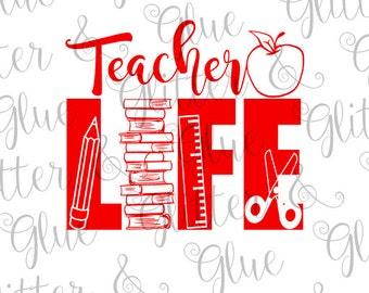 Teacher life | Etsy
