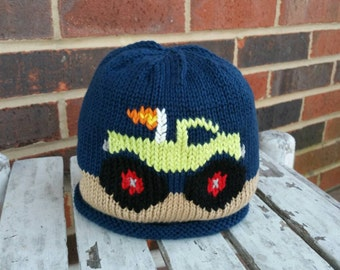Monster Truck Hat