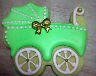 BABY BUGGY Sugar Cookies