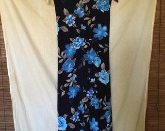 Blue Valentine Turtleneck Dress