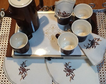 1970's Coffee Service Collection!
