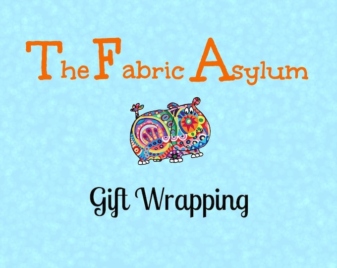 Card and Gift Wrapping Service - Make Your Special Gift Stand Out! ADD ON item only