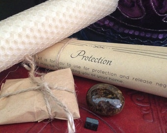 Protection Spell Kit