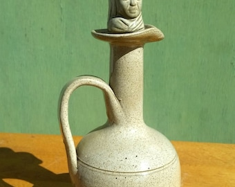 Lovely stoneware bottle