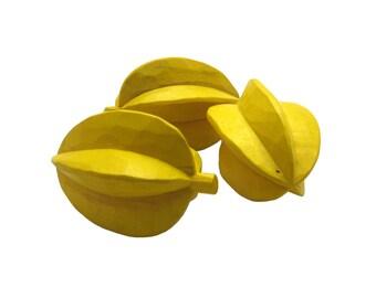 Starfruit, Wooden Play Food