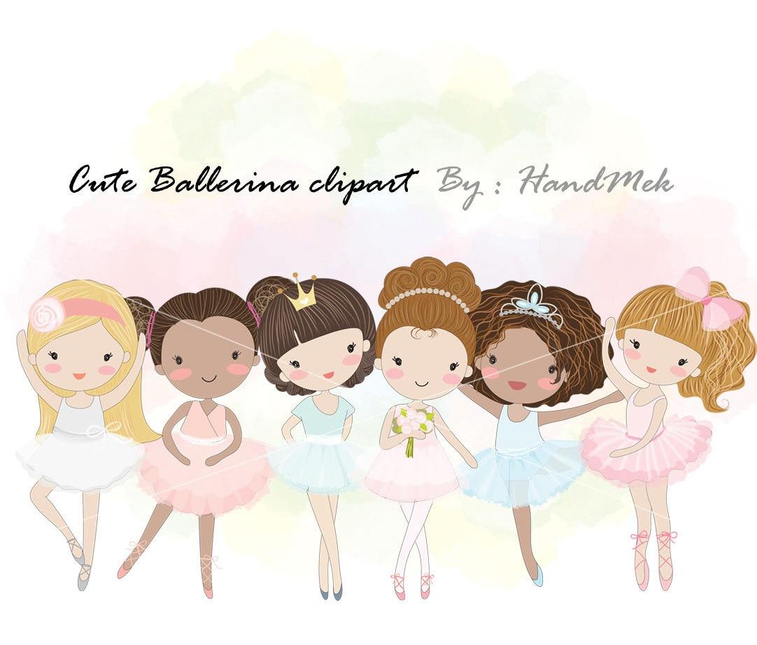 Ballerina clipart girl ballet dancingblack girl