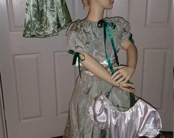 SALE Girls Civil War Ball Gown Sale Christmas 18m 18 month 2T 2 Toddler Lavender Satin