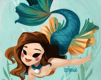 Beta Mermaid