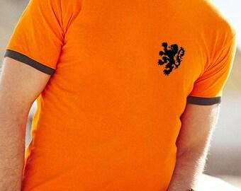 Netherlands T Shirt - Slim fitting Holland Ringer Tee