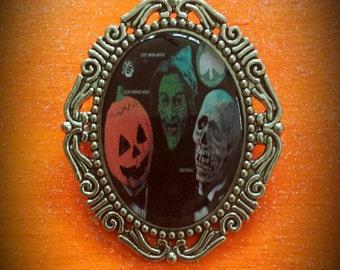 Halloween 3 Brooch Pin