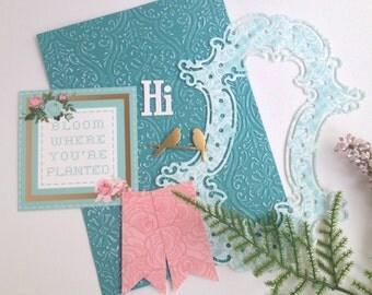 Embellishment/Card Kit