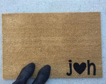 Customized Large Natural Coir Doormat
