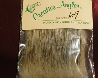 Creative Angler Badger Fly Fishing