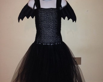 Toothless inspired tutu dress how to train your dragon inspired tutu dress
