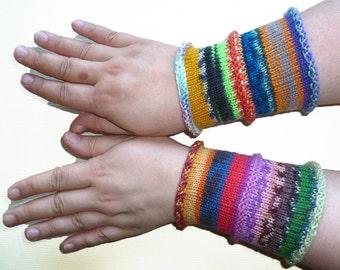 Knit Arm Warmers   Arm Cuffs   Wrist Warmers   Wrist Cuffs   Pulse Warmers   Boho Accessories