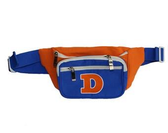 Denver Broncos Style Fanny Pack