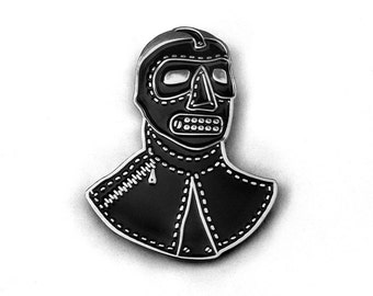 Isolationist Pin