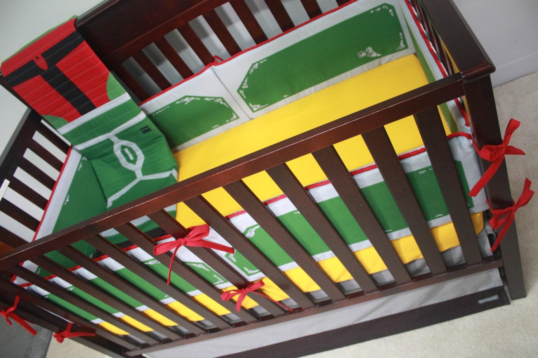 French Crib Bedding