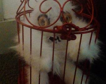 Caged Spider Eyes Wummie