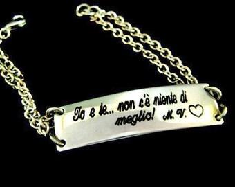 925 silver plated bracelet
