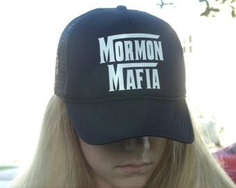 Mormon Mafia Hat