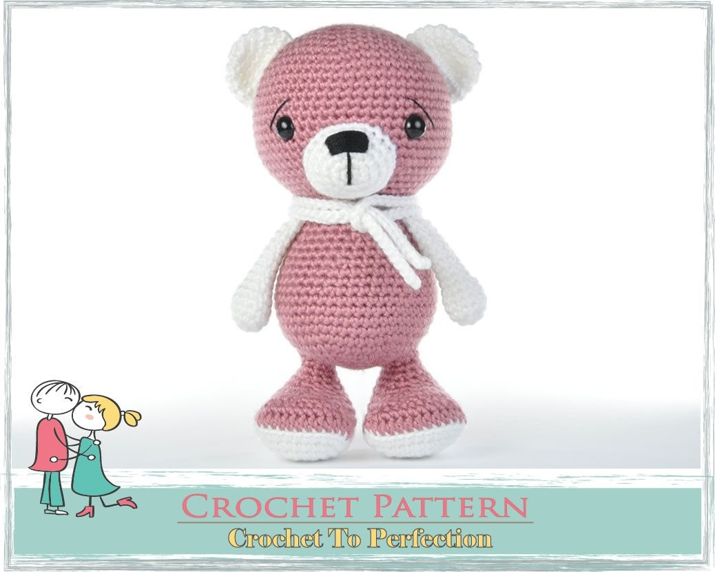Amigurumi care bears pattern kalulu for crochet amigurumi pattern amigurumi pattern bear by bankloansurffo Choice Image
