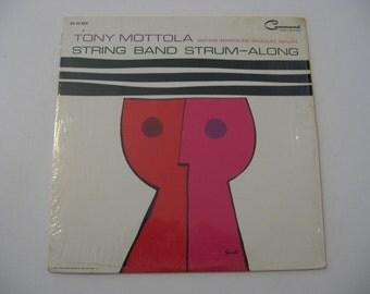 Tony Mottola - String Band Strum-Along - 1961