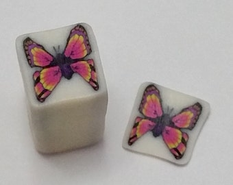 Butterfly Polymer Cane